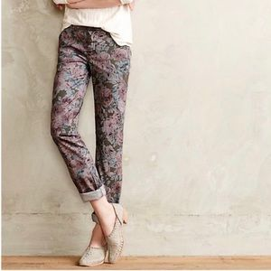Pilcro And The Letterpress Floral Hyphen Chinos-27